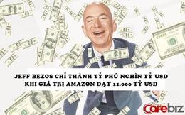 """Việc Jeff Bezos có thể trở thành tỷ phú nghìn tỷ USD vấp phải chỉ trích dữ dội, bị Thượng nghị sĩ Mỹ gọi là """"vô đạo đức"""""""