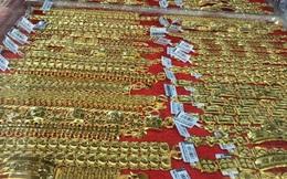 Giá vàng sắp chạm mốc 50 triệu đồng/lượng