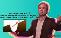 Thêm một pha làm slide 'tấu hài' của Masayoshi Son: 'Kỳ lân bay' sẽ cứu SoftBank khỏi 'Thung lũng Corona'