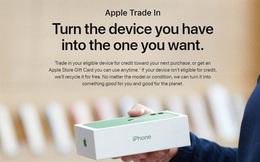 Apple ra mắt chương trình đổi máy cũ lấy iPhone mới, nhưng định giá máy Android thấp không thể tưởng tượng nổi