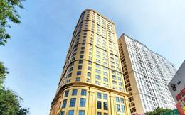 """Tòa nhà dát vàng 24K """"từ chân đến nóc"""" khủng nhất Hà Nội đang hoàn thiện"""