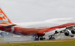 Tạm biệt, Boeing 747