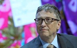 Riêng năm ngoái, vợ chồng Bill Gates đã chi hơn nửa tỷ USD làm từ thiện