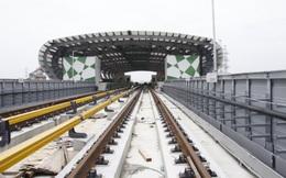 Lại thêm lý do, đường sắt Cát Linh - Hà Đông bị ảnh hưởng nghiêm trọng vì... Covid-19
