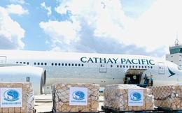 5 triệu sản phẩm bảo hộ y tế Việt Nam được 8 máy bay giao gấp đến New York