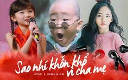 Sao nhí châu Á khốn khổ vì cha mẹ: Bị coi như máy in tiền, người mẫu xứ Hàn 12 tuổi ngừng phát triển chiều cao vì lý do xót xa