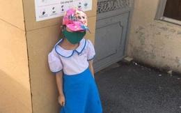 """Vụ học sinh lớp 1 bị phê bình vì đến trường sớm: """"Không phải do yêu cầu của Nhà trường và giáo viên chủ nhiệm, cháu được Sao đỏ hướng dẫn vào lớp nhưng đã đi ra ngoài cổng trường"""""""