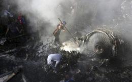 Tiết lộ nội dung cuộc gọi cuối cùng của phi công trước khi máy bay Pakistan chở gần 100 người lao xuống khu dân cư