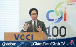 Chủ tịch VCCI dẫn lời Jack Ma: 'Hãy chú ý tới người dưới 30 tuổi và DN ít hơn 30 người', làm sao để quán phở ven đường cũng quan tâm phát triển bền vững như Vingroup, Sungroup!