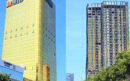 """Chủ đầu tư của 2 cao ốc """"dát vàng"""" gây nhức mắt, khiến người dân bức xúc ở Đà Nẵng bị phạt 80 triệu đồng"""