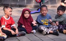 Hàng nghìn trẻ em ở Indonesia mắc Covid-19