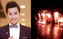 Nhà hàng của MC Nguyên Khang tại Phú Quốc cháy rụi trong biển lửa