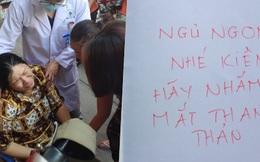 """Quặn lòng những cánh thư bạn cùng lớp viết gửi nam sinh vừa ra đi vì cây phượng đổ: """"Tao có vẽ hộp cơm cho mày đấy"""""""