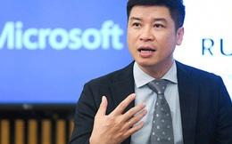 TGĐ Microsoft Việt Nam: Khéo léo dùng công nghệ để bảo vệ xã hội khỏi Covid-19 là ví dụ lớn để Việt Nam thực hiện những hoài bão, kỳ tích thông qua nền tảng số!