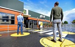 McDonald's thử nghiệm thiết kế nhà hàng kiểu mới để chống Covid-19
