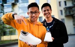 Vì sao đã có những ông lớn Nike, Adidas, Li-Ning... nhưng 2 chàng trai Việt 9x vẫn startup thành công thương hiệu giày riêng và được Forbes liên tiếp vinh danh?