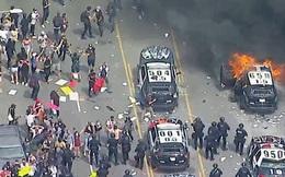 Bạo động leo thang, hàng loạt thành phố Mỹ ban bố lệnh giới nghiêm