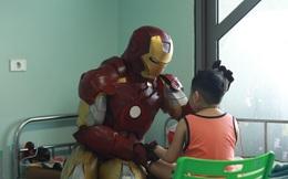 """Món quà đặc biệt dịp 1/6 của biệt đội Siêu anh hùng """"không giải cứu thế giới"""" dành cho bệnh nhi ung thư và chạy thận"""