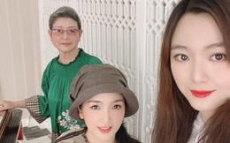 Nhan sắc khác lạ của Anh Sa - ái nữ tập đoàn Tân Hoàng Minh sau thời gian dài kín tiếng ít xuất hiện