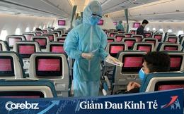 Cục Hàng không đề xuất dỡ bỏ giãn cách ghế ngồi trên máy bay, tăng tần suất nội địa