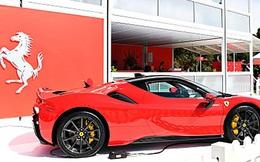 Chỉ sản xuất 10.000 xe/năm, Ferrari vẫn vượt GM và Ford về giá trị vốn hóa