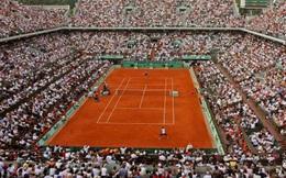 Giải quần vợt Pháp mở rộng sẽ không tổ chức nếu không có khán giả