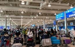 Chuyến bay đưa người Việt từ Mỹ về nước khởi hành ngày 6-5