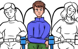 Tay vịn ghế giữa thuộc về ai? Đáp án của những câu hỏi tưởng đơn giản nhưng lại vô cùng khó nhằn