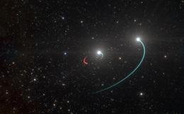 Khám phá ra hố đen gần Trái Đất nhất, nằm ở hệ sao mà ta có thể thấy bằng mắt thường