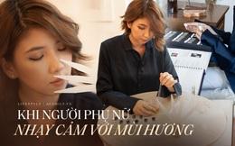 Rei Nguyễn - Nghệ sĩ nước hoa người Việt đầu tiên tổ chức triển lãm tại Nhật Bản, từ bỏ nghề Ngân hàng để được cháy hết mình trong thế giới mùi hương