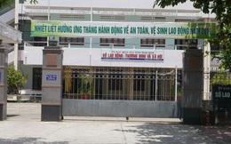 Buộc thôi việc vợ nguyên Phó Giám đốc Sở LĐ-TB-XH Bình Định vừa bị bắt