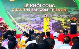 Khởi công 'chui' dự án sân golf ở Huế?