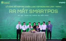 Mai Linh hợp tác VNPAY triển khai thiết bị thanh toán thông minh SmartPOS trên taxi