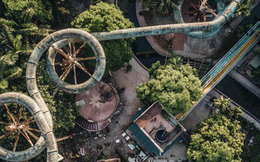 Toàn cảnh công viên nước 1.000 tỷ bị bỏ hoang 13 năm giữa Thủ đô