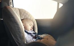 Ứng dụng giúp người lớn không bỏ quên trẻ trong ôtô