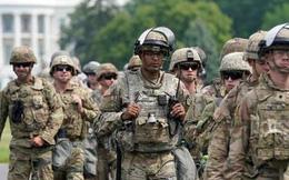 Nhiều lính Vệ binh Quốc gia Mỹ mắc Covid-19 sau khi đối phó biểu tình