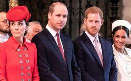 Vợ chồng Công nương Kate dính nghi án chơi xấu em dâu Meghan Markle trong vụ việc rời khỏi hoàng gia gây sốc dư luận