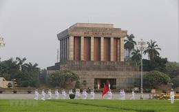 Tạm dừng các lễ viếng lăng Chủ tịch Hồ Chí Minh để tu bổ