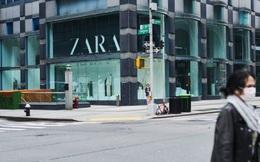 Công ty mẹ Zara báo lỗ gần nửa tỷ USD bất chấp doanh số bán online tăng vọt mùa Covid-19
