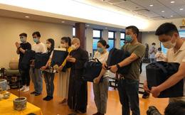 6 hũ tro cốt từ Nhật về Việt Nam: 'Ra đi bằng da bằng thịt, trở về bằng hũ cốt, nỗi đau ai tả bằng lời'
