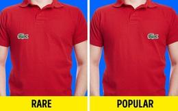 Logo áo của gần như mọi thương hiệu nổi tiếng nhất đều đặt bên ngực trái, nhưng lý do tại sao thì liệu bạn có biết?