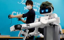 Nhật Bản: Phát hiện mới về những vai trò đáng kinh ngạc của robot trong bối cảnh đại dịch Covid-19