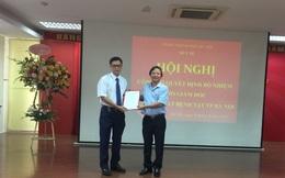 CDC Hà Nội có lãnh đạo mới