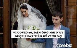 Nơi đầu tiên trên thế giới phát tiền để đàn ông lấy vợ giữa dịch Covid-19