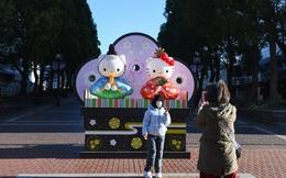 Cháu trai người tạo ra nhân vật Hello Kitty vừa được 'thừa kế ngai vàng'