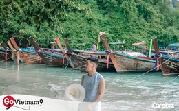 Từ chuyện bị cả đoàn bỏ quên ở WC Singapore đến sự cố biển động không may ở Lý Sơn, travel blogger Thắng Cuội: Tôi không đi du lịch khổ cực như mọi người nghĩ mà là đi tiết kiệm, biết lên kế hoạch