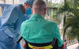 Cơ hô hấp cải thiện, phi công người Anh tập cai máy thở