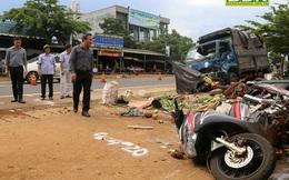 Tai nạn thảm khốc 5 người tử vong ở Đắk Nông: Tốc độ của 3 chiếc xe tải là bao nhiêu?
