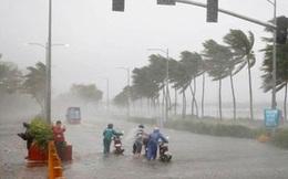 Bão số 1 Nuri giật cấp 11 trên biển, Hà Nội mưa to, nguy cơ ngập úng cao