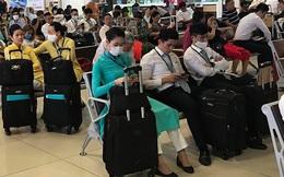 Máy bay hạ cánh trượt, Tân Sơn Nhất đóng cửa, nhiều sân bay náo loạn 'tắc' theo